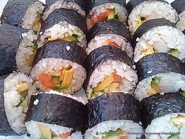 Sushi Techniques