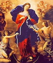 NOVENA  MARY, UNTIER OF KNOTS
