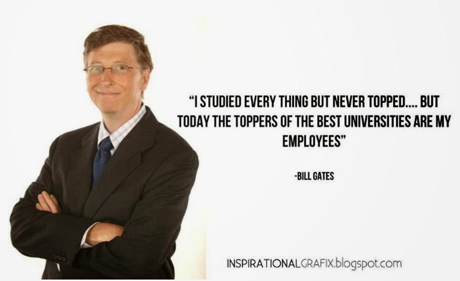 5 Bills Gates Success Quotes