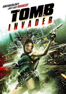 Tomb Invader (2018) Movie (English) Web-DL 720p [600MB]