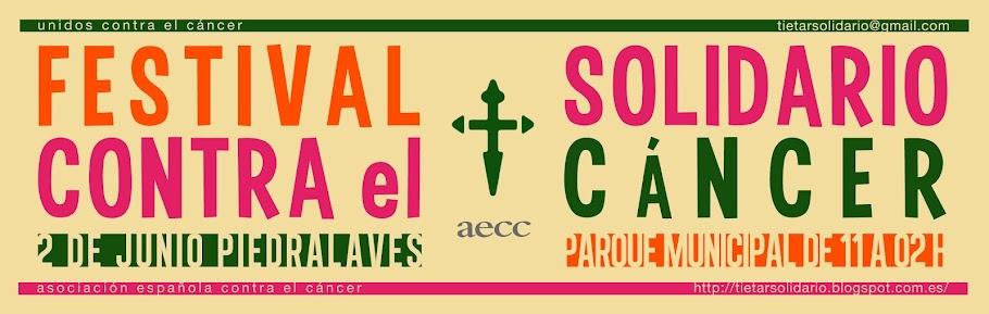 Festival Solidario piedralaves