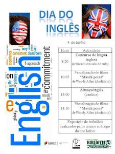 Dia do Inglês