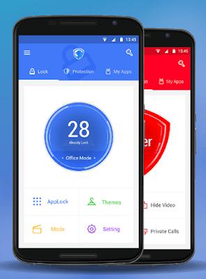 تطبيق مجاني لحماية وتأمين وقفل التطبيقات علي أندرويد LEO Privacy Guard 2.4 APK