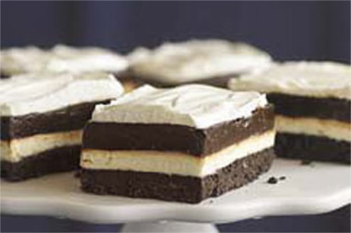 Recipe For Chocolate Striped Delight