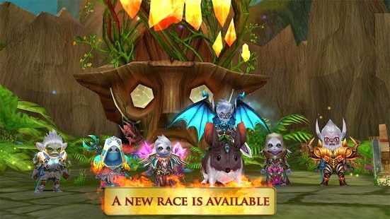 Order & Chaos Online + Data Android Game Full Version Pro Free Download