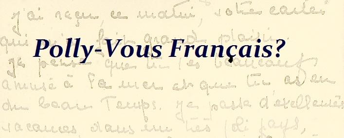 Polly-Vous Francais?