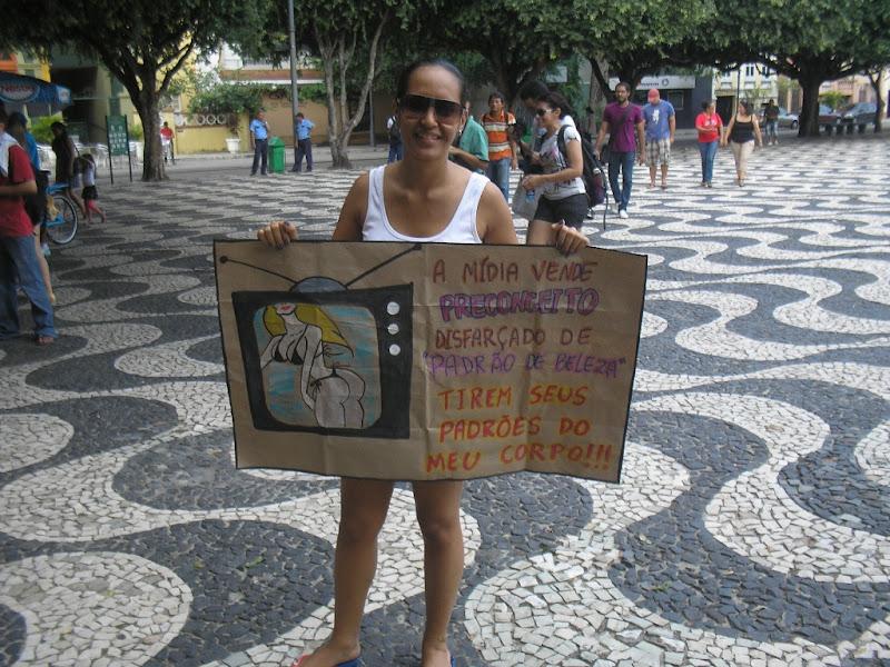 Marcha das Vadias Manaus 2012