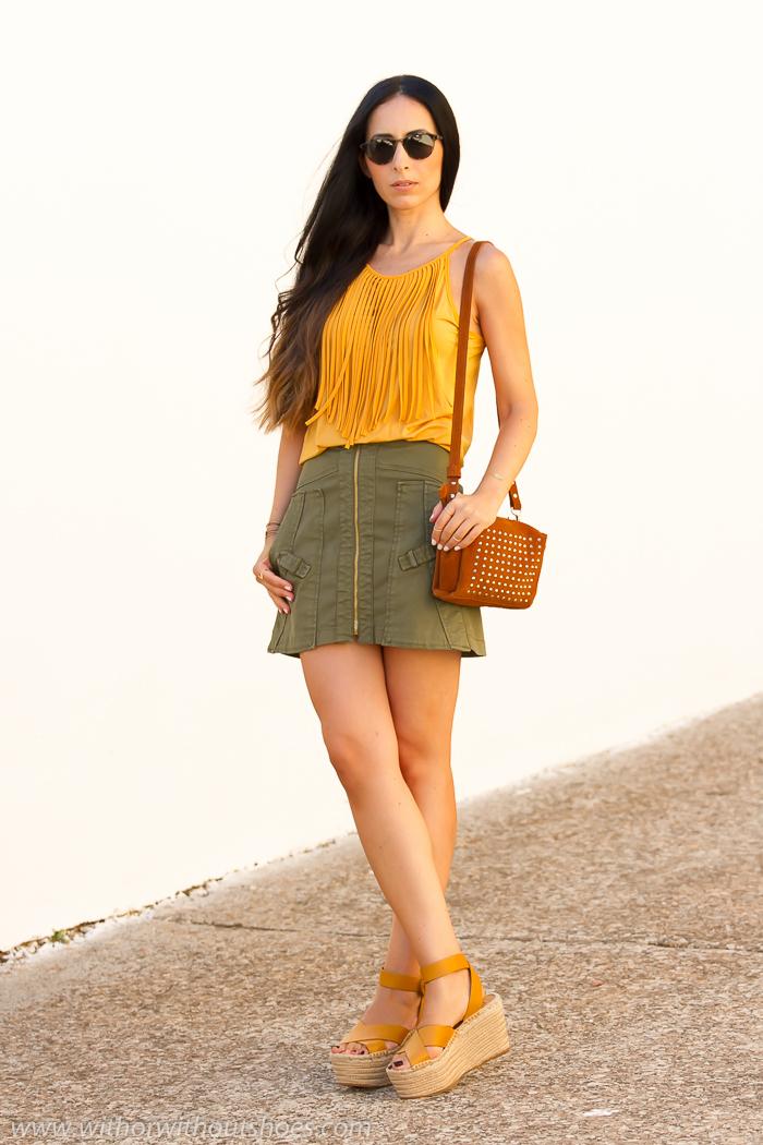 Blogger de Valencia de moda streetstyle