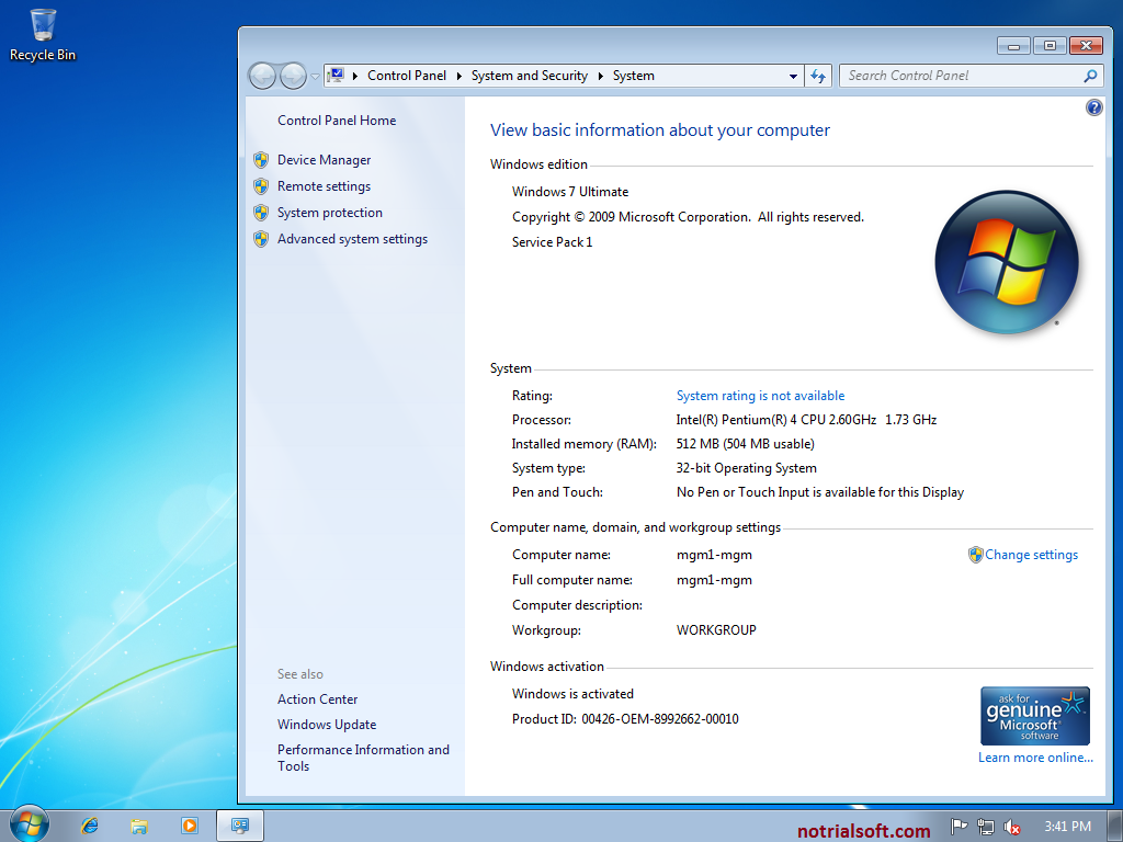 Windows 7 ultimate sp1 x64 update december 2013 download for New windows software
