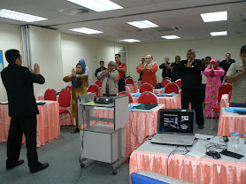 KURSUS HYPNOSIS IN BUSINESS MARA KEDAH (19 - 20 SEPT 2011)