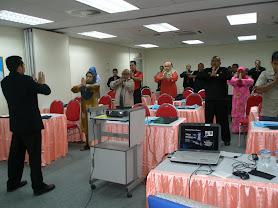 KURSUS HYPNOSIS IN BUSINESS MARA KEDAH (19 - 20 SEPT 2011)