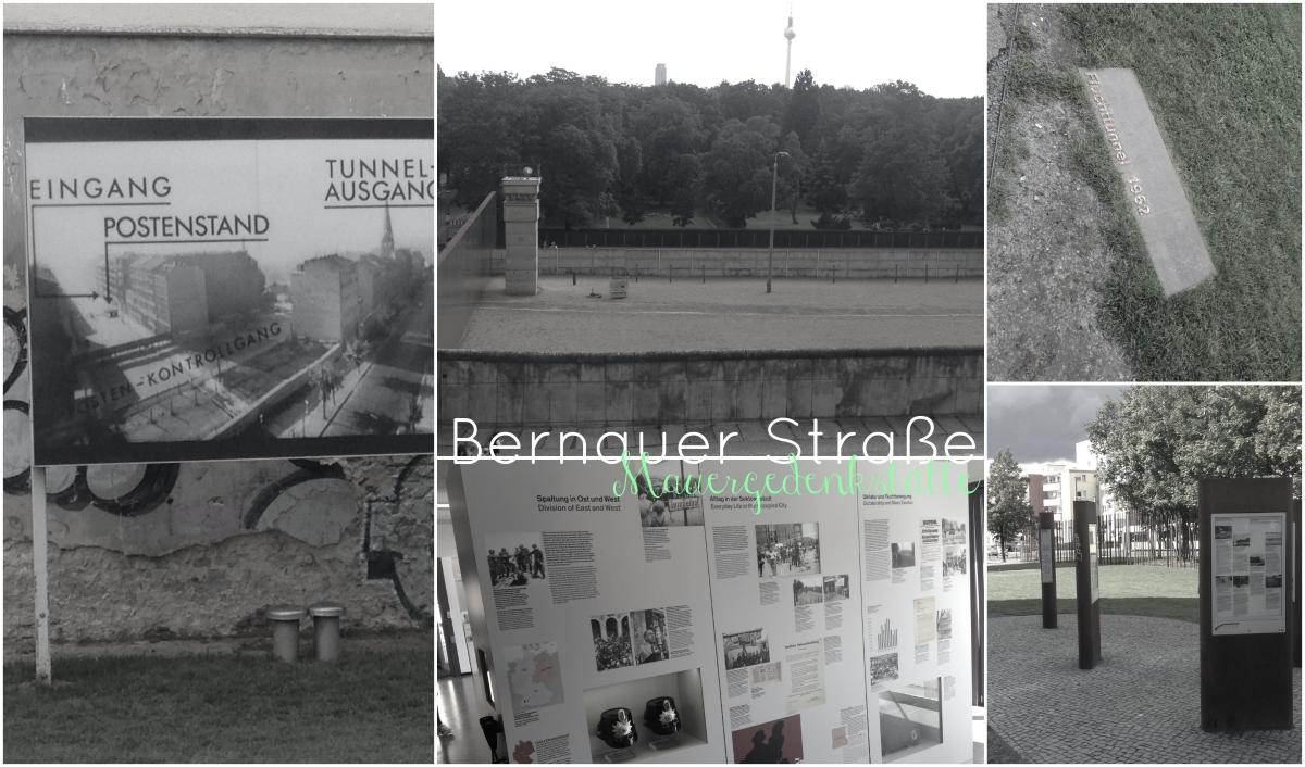 Travel Guide Reisetipps Berlin Sightseeing Geschichte Mauer Originalstück Bernauer Straße