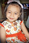 Anak Pertama : Nur Irdina Zahra binti Zaini