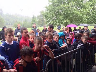 Sponsoring - Tournoi de foot à Solignac