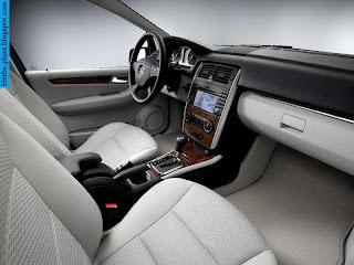 Mercedes b150 interior - صور مرسيدس b150 من الداخل