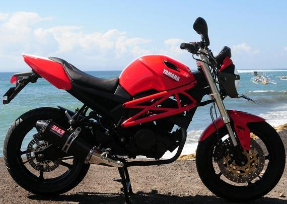 Modif Yamaha Bison