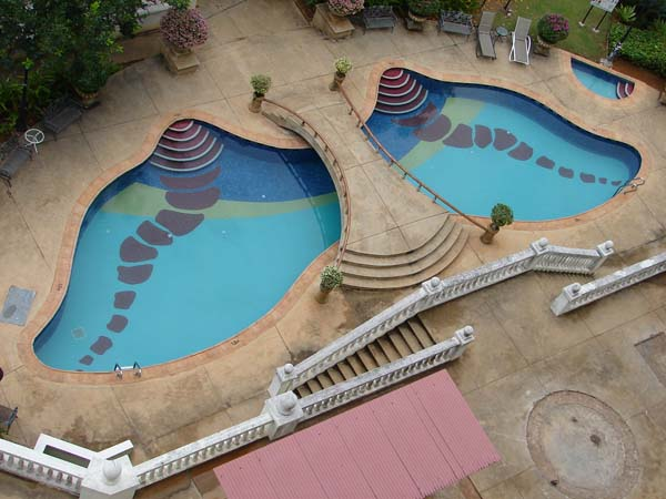 Swimming Pool Design Shape Holiday And Travel Magazine Amazing Swimming Pools With Unique Shapes