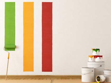 Colores y combinaciones para paredes ideas para decorar - Combinacion de colores para interior ...