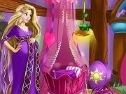 Pregnant Rapunzel Maternity Deco