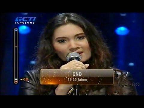 CND tereleminasi 10 besar rising star indonesia