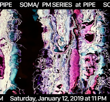 2019.01.12 (Sat.) SOMA / PM Series @ Pipe Live House