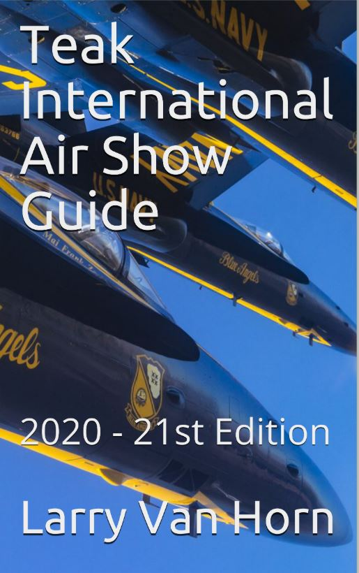 2020 International Air Show Guide