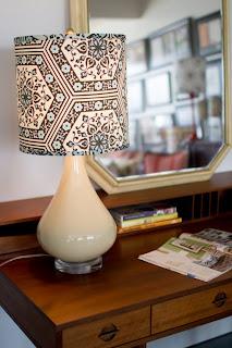 como decorar pantallas de lamparas