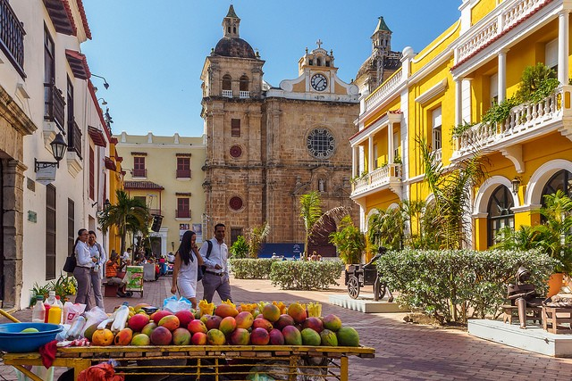 Cartagena - The most beautiful places to visit in Colombia