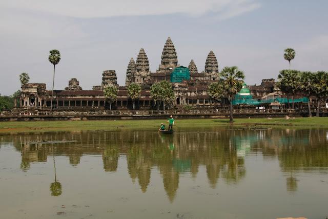 Templo de Angkor Wat, Siem Reap.