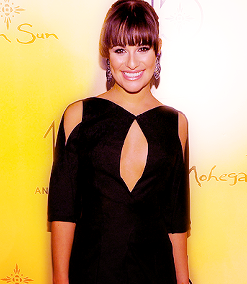 Lea Michele Hairstyles 50