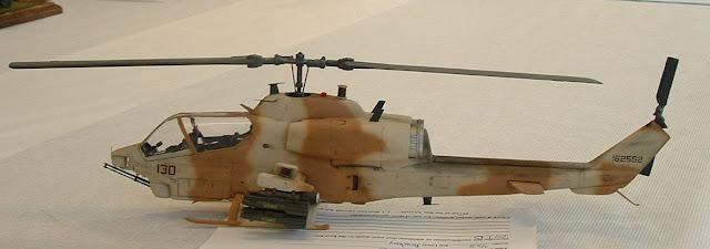 AH-1 Cobra model