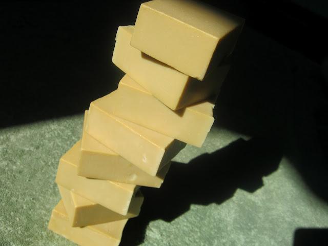 Columna de jabones