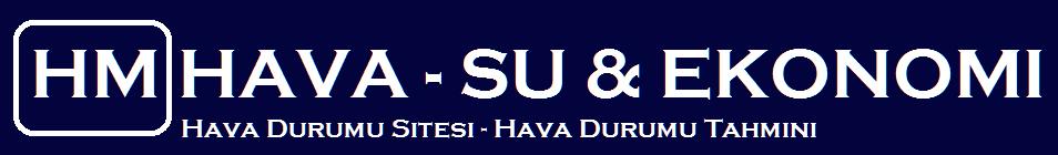 HAVA - SU & EKONOMİ