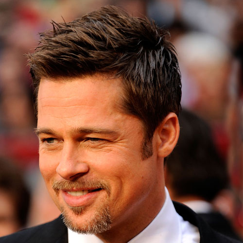 Captivating Celebrity Hairstyles   Men