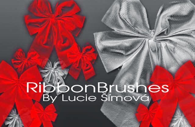 Useful Swirl And Ribbon Photoshop Brushes Free