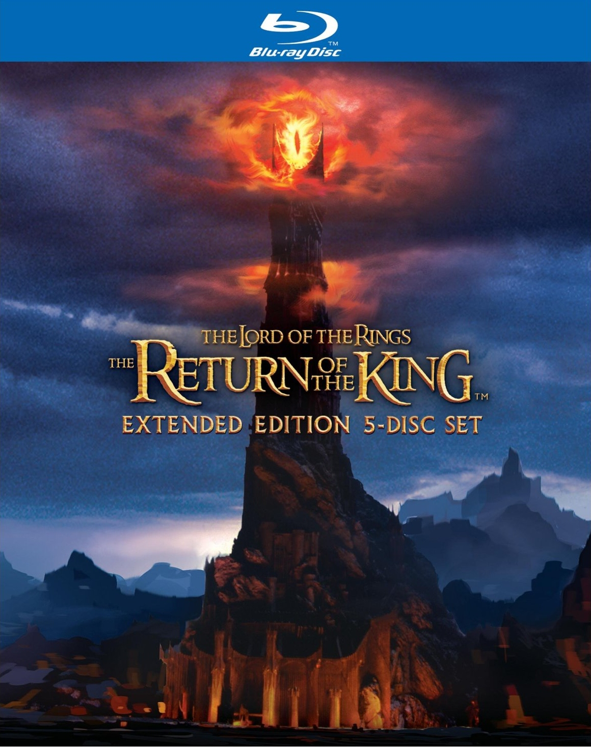 Extended Edition Lord Of The Rings Fellowship Of The Ring