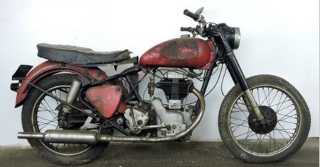 Royal Enfield Motorcycles: Royal Enfield Clipper was a ...