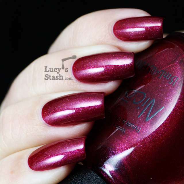 Lucy's Stash - Nicole by OPI Basking In Gloria