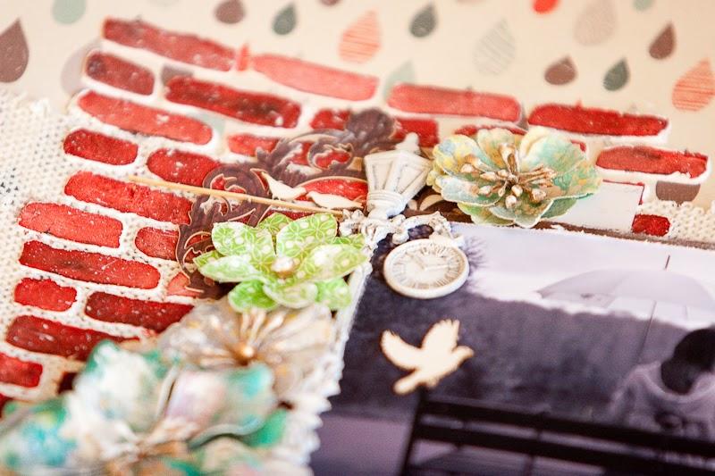 Ручная работа Кокоревой Анны, скрап, скрапбукинг, скрап страничка, scrap, scrapbooking, handmade, рукоделие, ручная работа