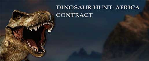 Dinosaur Hunt: Africa Contract – ALiAS