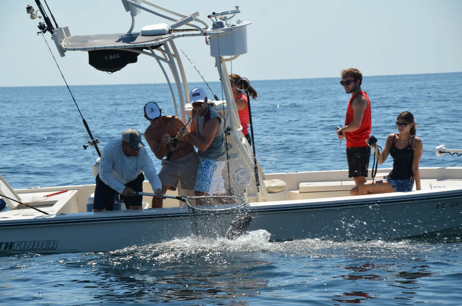 Flat Out Charters Navarre To Pensacola Fishing Reports