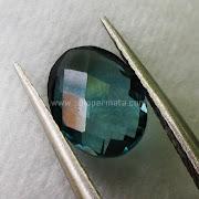 Batu Permata London Blue Topaz - SP1026