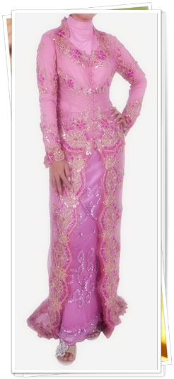 Model Kebaya Brokat Muslim | hairstylegalleries.com