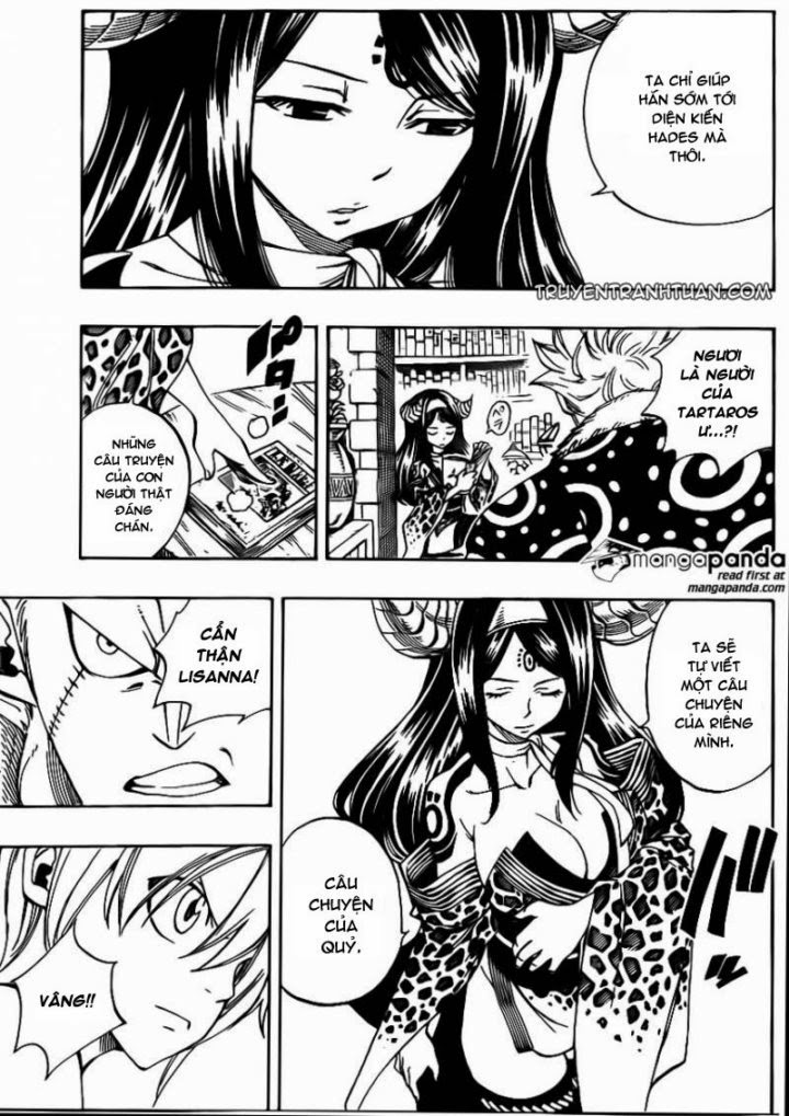 Fairy Tail chap 363 page 12 - IZTruyenTranh.com