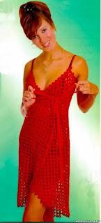 Bayan Örgü Elbise 2013 Modelleri