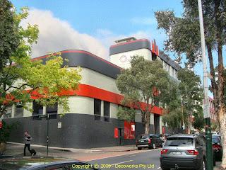Opera Australia building