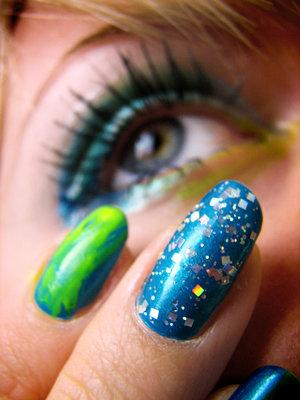 Nail Art Light Green Nail Designs For You