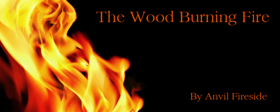 The Wood Burning Fire
