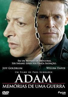 Adam: Memórias de Uma Guerra Dublado