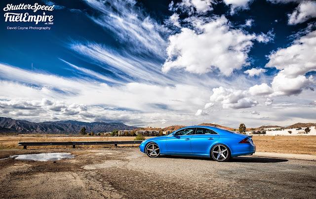 cls550 blue